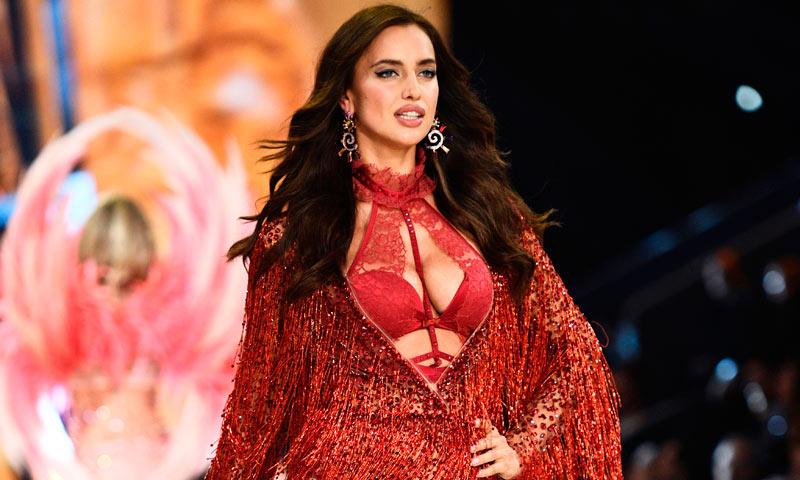 ¿Qué ángeles de Victoria's Secret desfilaron embarazadas?