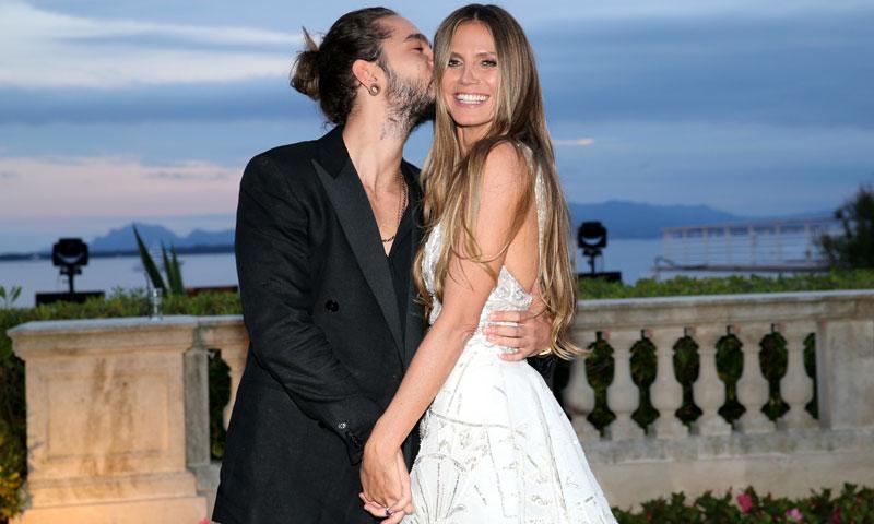 Heidi Klum, primera vez en redes y posado oficial con su nuevo novio, Tom Kaulitz