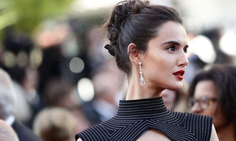 El impactante debut de Blanca Padilla en la alfombra roja de Cannes