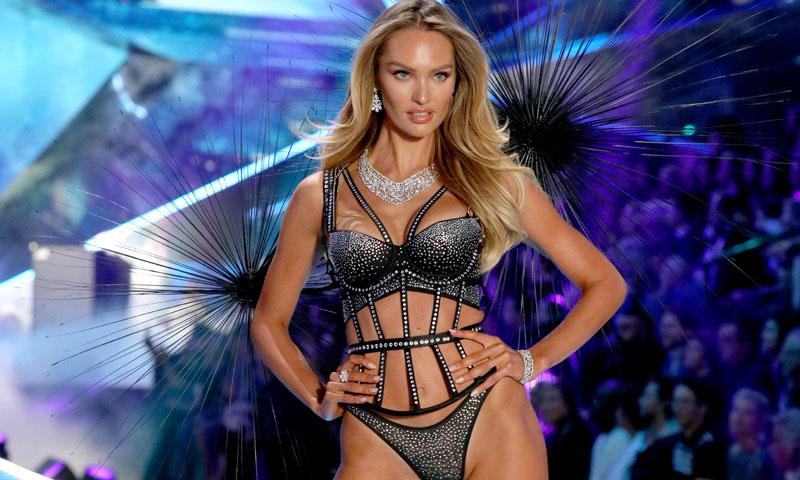 Modelos De Victorias Secret Emoción Entre Las Supermodelos Al