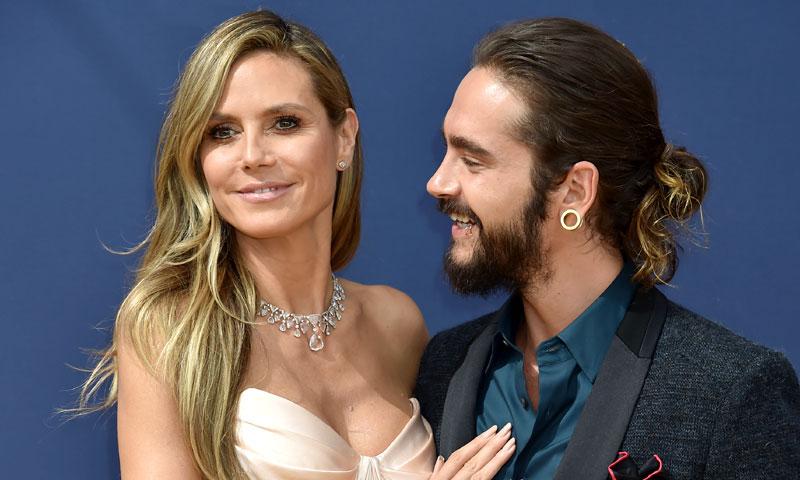 Heidi Klum presume de anillo de casada en su última declaración de amor