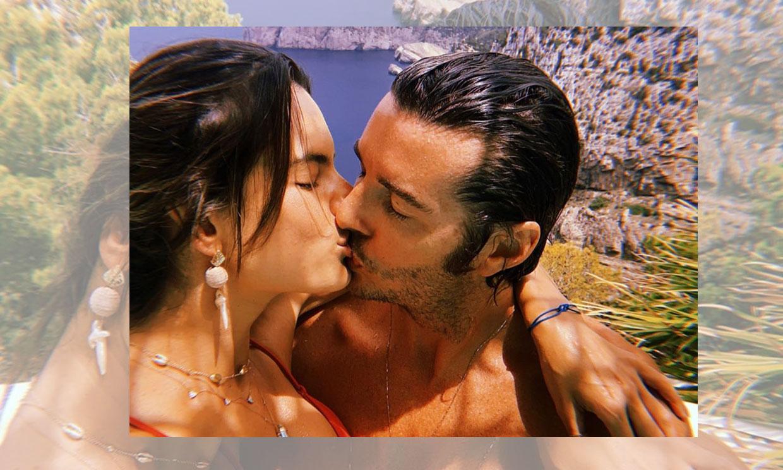 El romántico verano de Alessandra y Nicolo, un año después de darse a conocer su amor