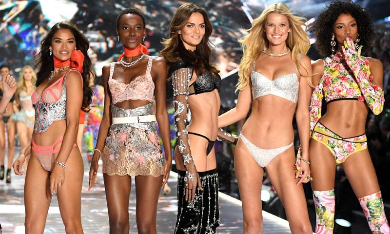 ¿Qué modelo de Victoria's Secret ha desfilado tan solo dos meses después de ser madre?