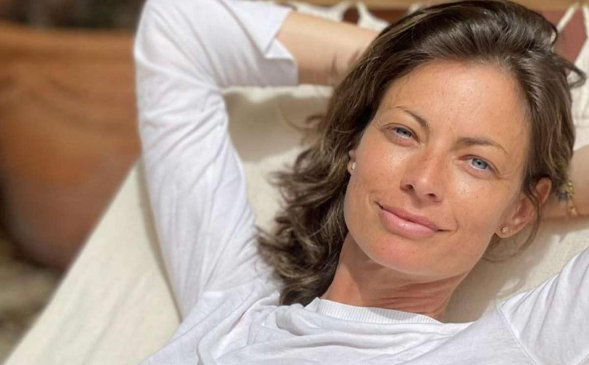 Blanca Romero y el adiós más triste a su amiga, la modelo Vanessa Asbert