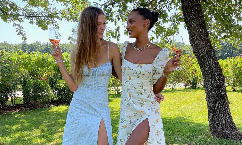 La escapada de Jasmine Tookes a Croacia, algo más que unas vacaciones entre amigas