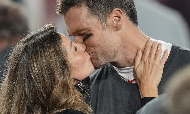 Con guiño musical, la emotiva declaración de amor de Gisele Bündchen a Tom Brady