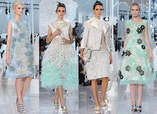 Louis Vuitton, primavera-verano 2012