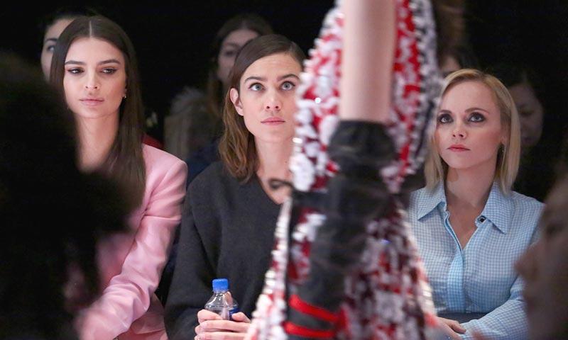 ¿Qué han fichado las 'celebs' desde el 'front row' de la NYFW? 10 'tips' que debes saber