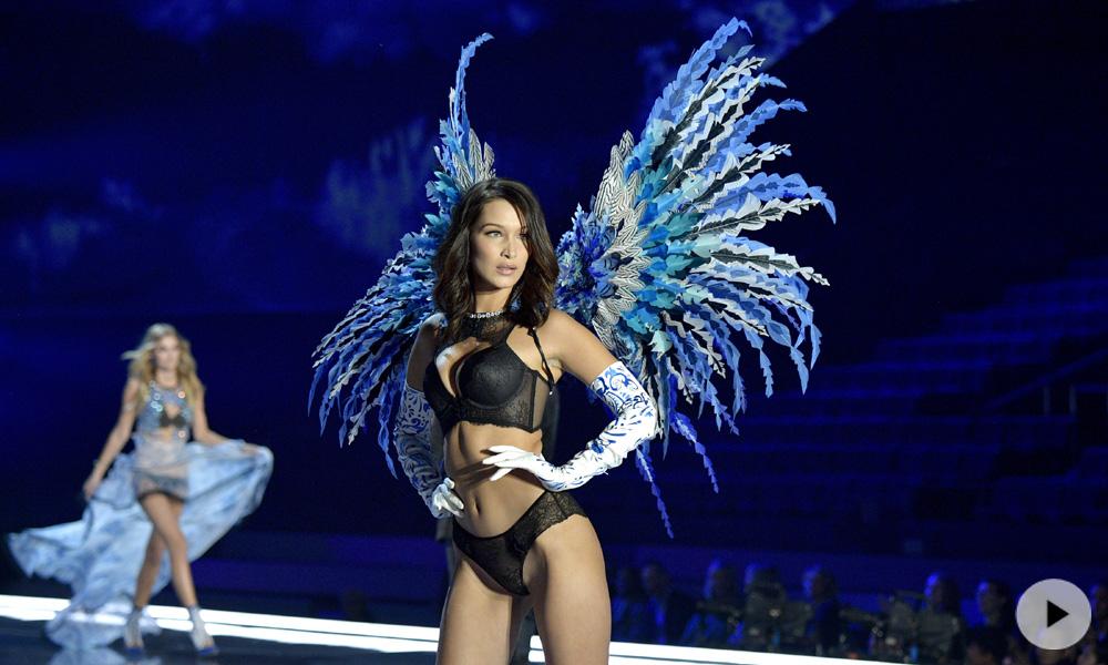 El desfile más polémico de Victoria's Secret en 60 segundos