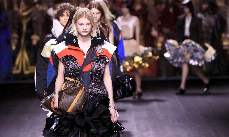 Así ha sido el desfile de Louis Vuitton Primavera/Verano 2021 desde París