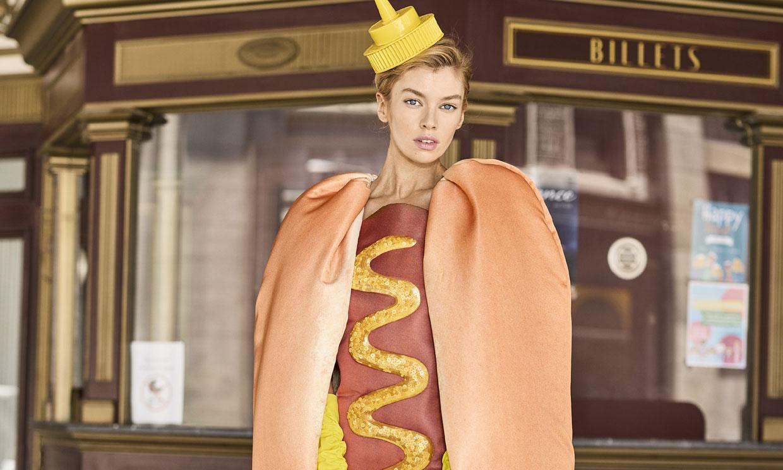 El vestido 'hot dog' y otras innovaciones de Moschino que se han hecho virales