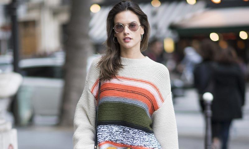 Las 7 prendas de este otoño según la estilista de los ángeles de Victoria's Secret