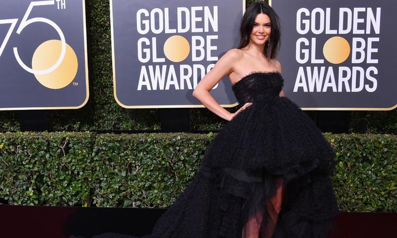 ¿Cuál dirías que ha sido la más elegante de la alfombra roja de los Globo de Oro?