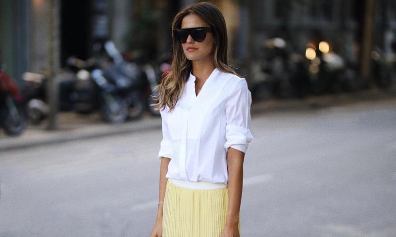 Vestidos y faldas que toda estilista compraría en rebajas