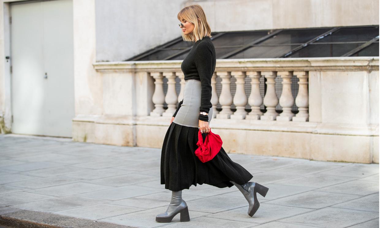 Faldas y vestidos 'midi': cómo reciclarlos cuando bajan las temperaturas