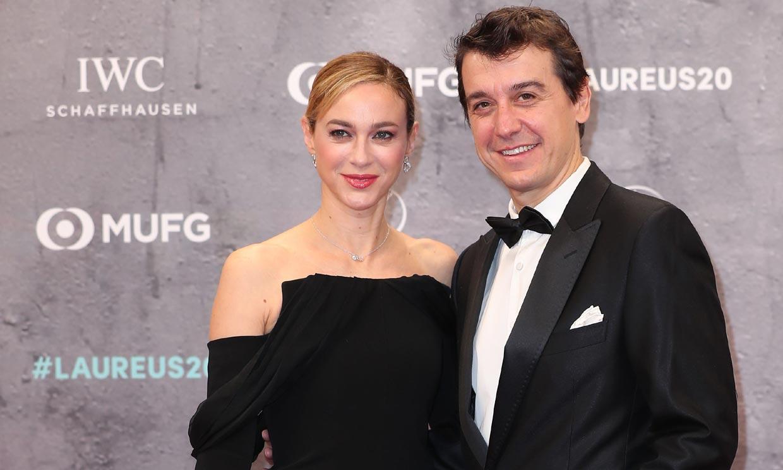 Marta Hazas presenta la alternativa perfecta al escote 'Bardot' en los Premios Laureus