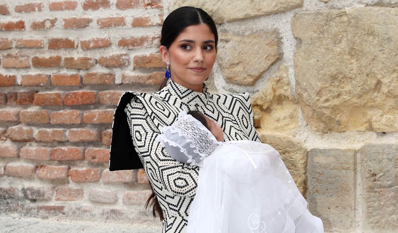 Dos bautizos, una diseñadora: la conexión de estilo entre María García de Jaime y Sofía Palazuelo