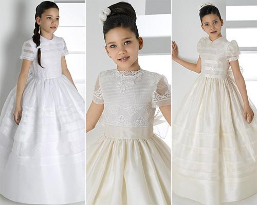 Niрів±os vestidos de comunion
