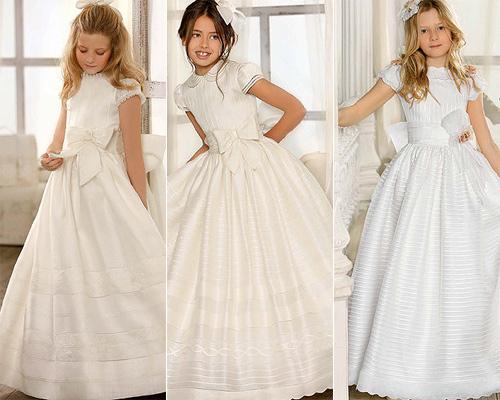 vestidos de primera comunion hola.com