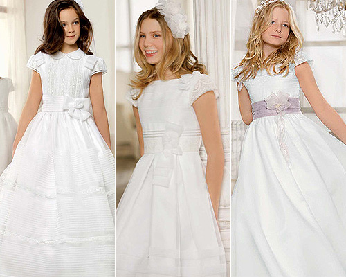 Vestidos para comunion para jovenes