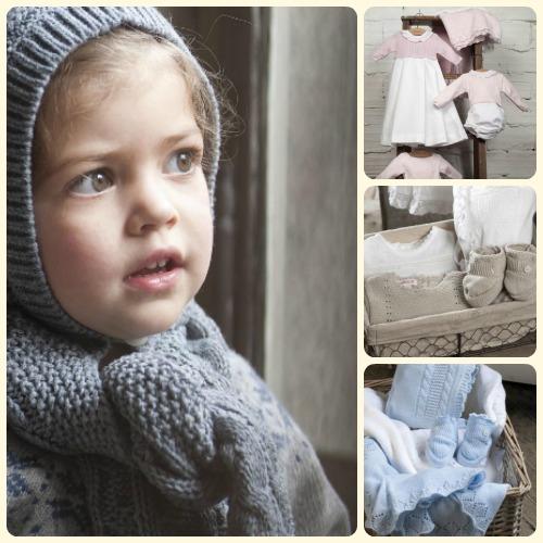 Cómo será la ropita que vestirán los bebés este invierno?