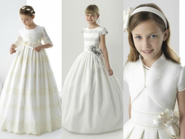 vestidos de primera comunion del corte ingles