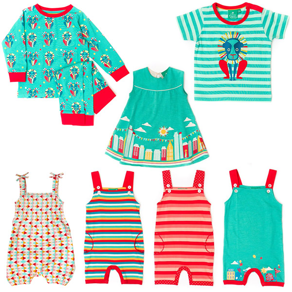 4978f3745 Pijamas y ranitas para bebé en algodón fair trade