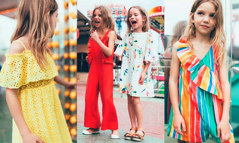 moda infantil primavera verano