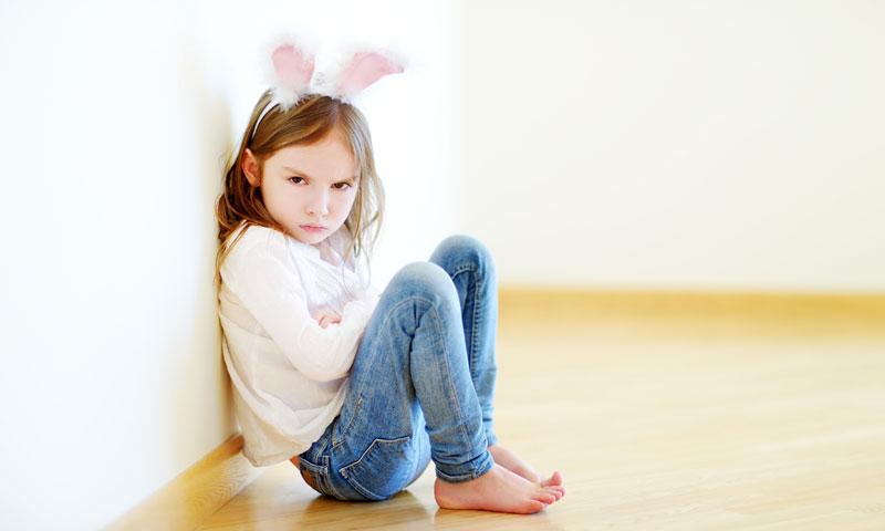 Di adiós a las rabietas de tus hijos con estos 7 consejos