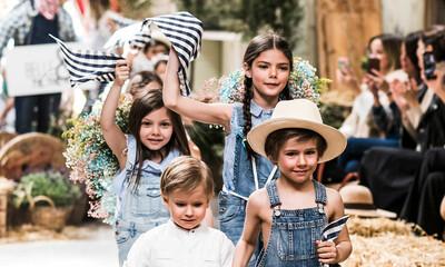 ec7a4c4a1 La fiesta de la primavera llega con  The Petite Fashion Week