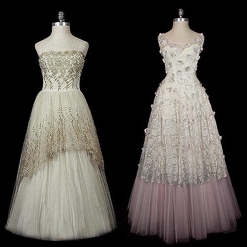sueñas con un auténtico vestido de novia 'vintage'?