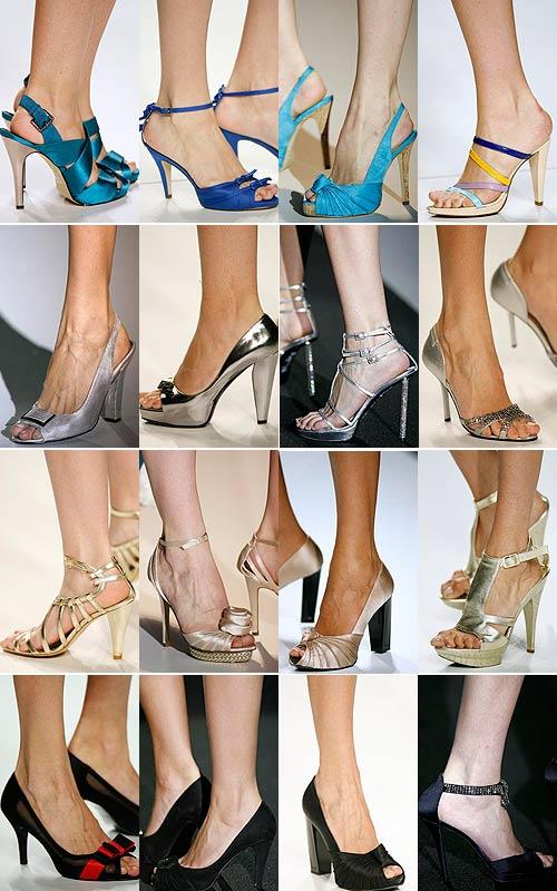 invitadas: cambia de zapatos, cambia de 'look'