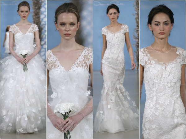 Vestidos de novia moda europea