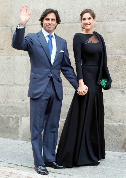 Vestidos invitada boda negro