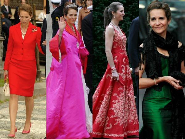 Infanta Un Elena Armario Repaso La De Al Fiesta YqZFvrY