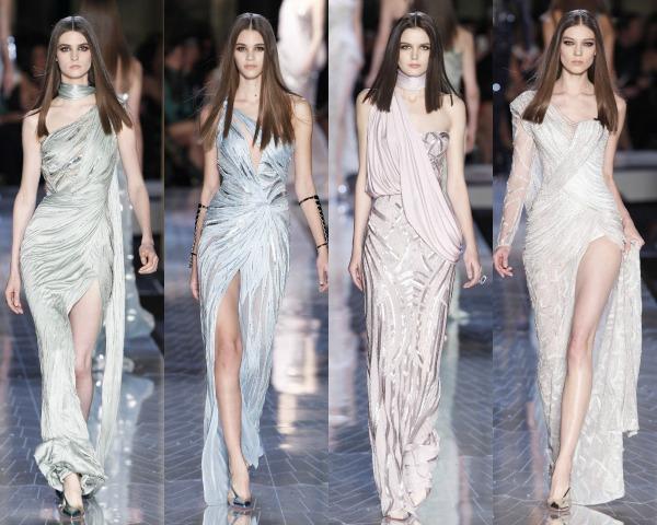 8ad5783c1 Los mejores  looks  de novia de Angelina Jolie