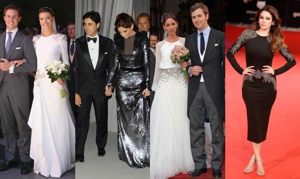 Roberto Diz, el diseñador que ha vestido a las novias e invitadas del año