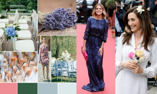 Cinco 'color-trends' de boda para esta primavera