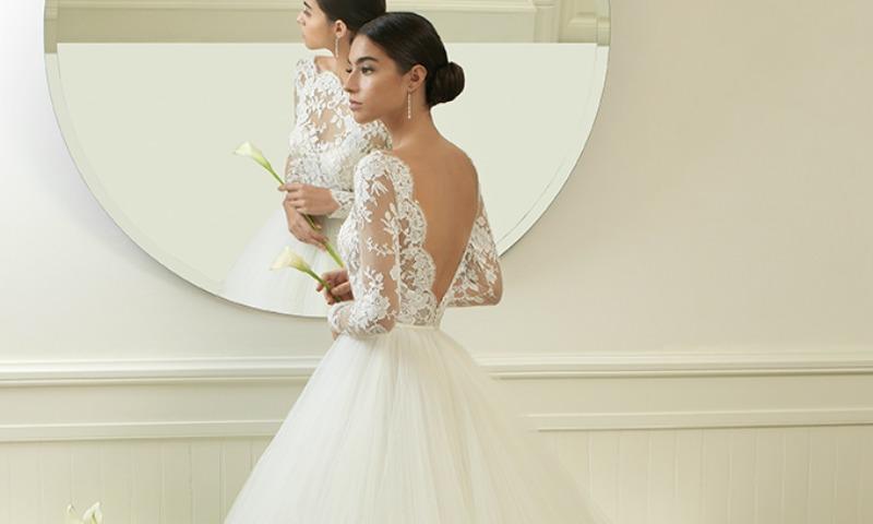 que vestidos de novia se llevan en 2017