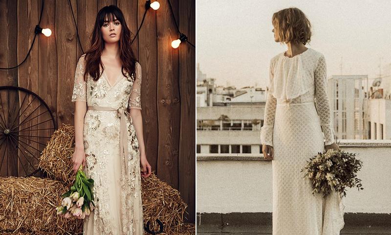 Vestidos de novia 2017 | hola.com