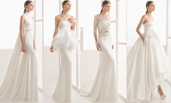 mujer marca popular fábrica auténtica Vestidos de novia 2017 | hola.com