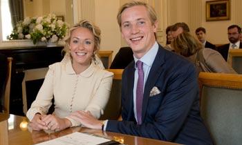 EXCLUSIVA: la princesa Marie-Gabrielle de Nassau nos cuenta cómo será su boda este sábado en Marbella