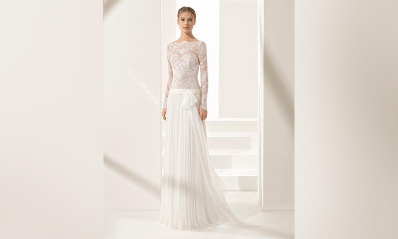 El tejido que te convertirá en la novia que siempre soñaste, por Rosa Clará