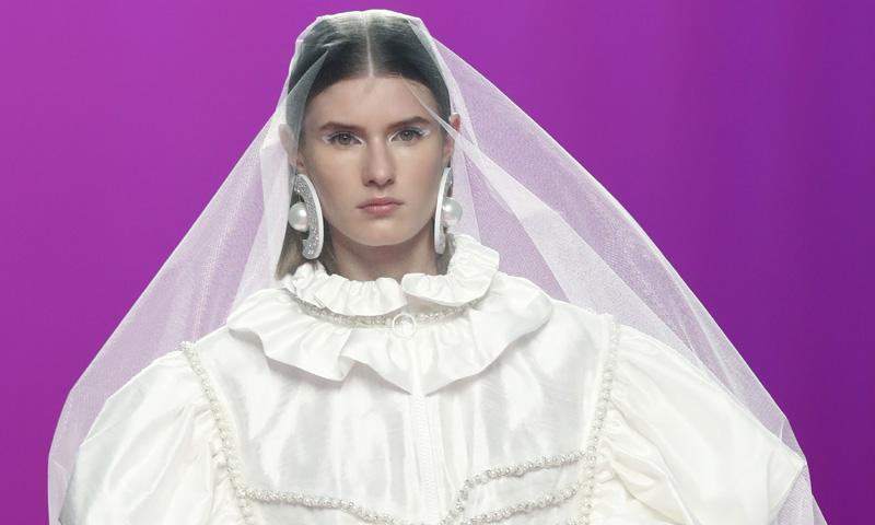 ¿Chándal para novias? El último reto de la industria nupcial
