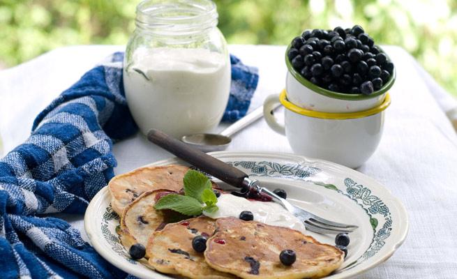 Desayuno perfecto para entrenar
