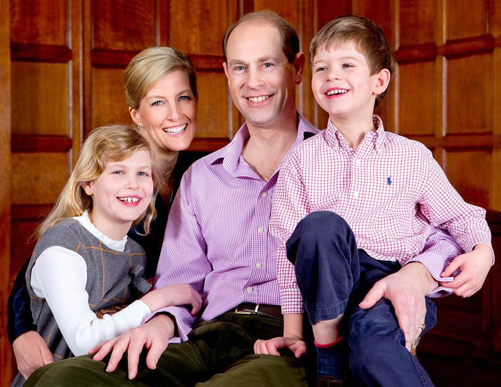 Príncipe Eduardo | hola.com