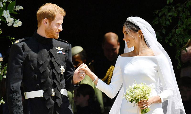 La boda de los Duques de Sussex ha sido la tercera más vista: ¡adivina qué otros enlaces reales encabezan la lista!