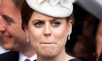 La dolorosa lesión de Beatriz de York que no impidió que asistiera a la boda de lady Gabriella