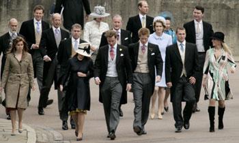 ¡Otra Boda Real! Flora Alexandra Ogilvy, nieta de la princesa Alexandra, se casa