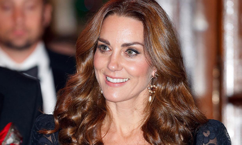 La Duquesa de Cambridge se ausenta de una gala de premios en el último momento por sus hijos